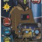 Ben 10 Alien Force Highbreed Invasion TCG DNAlien #160-R Rare