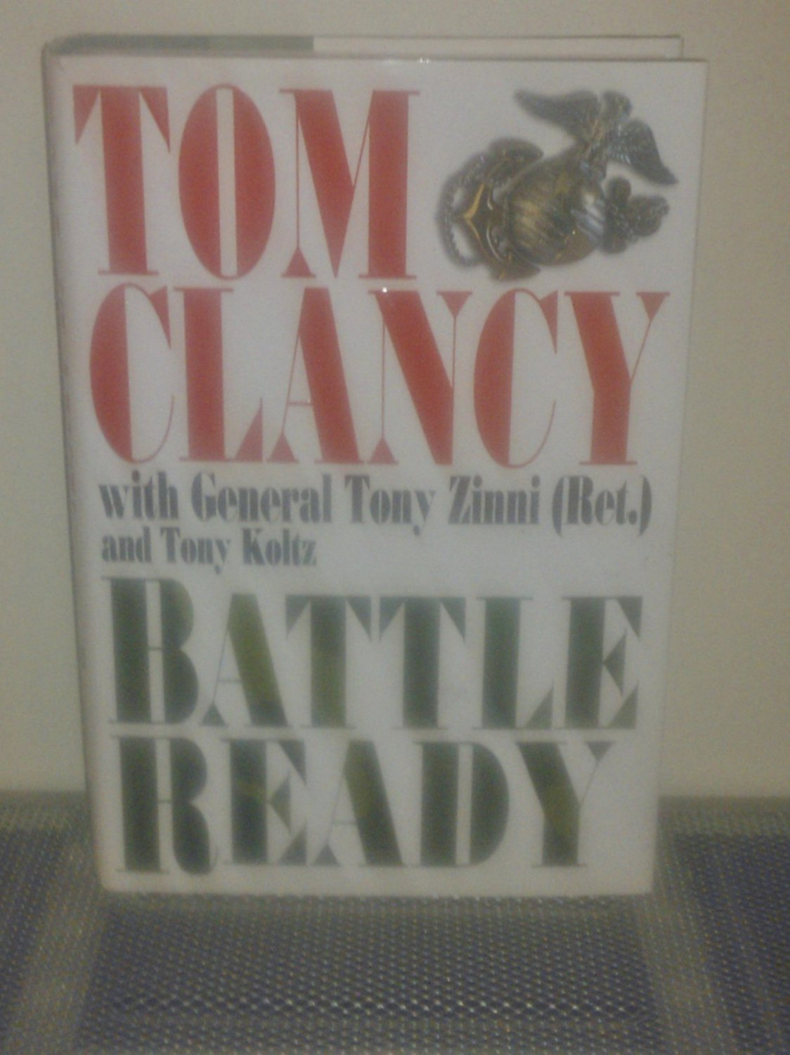 Battle Ready (Study in Command) by Tom Clancy (Hardcover 2004)