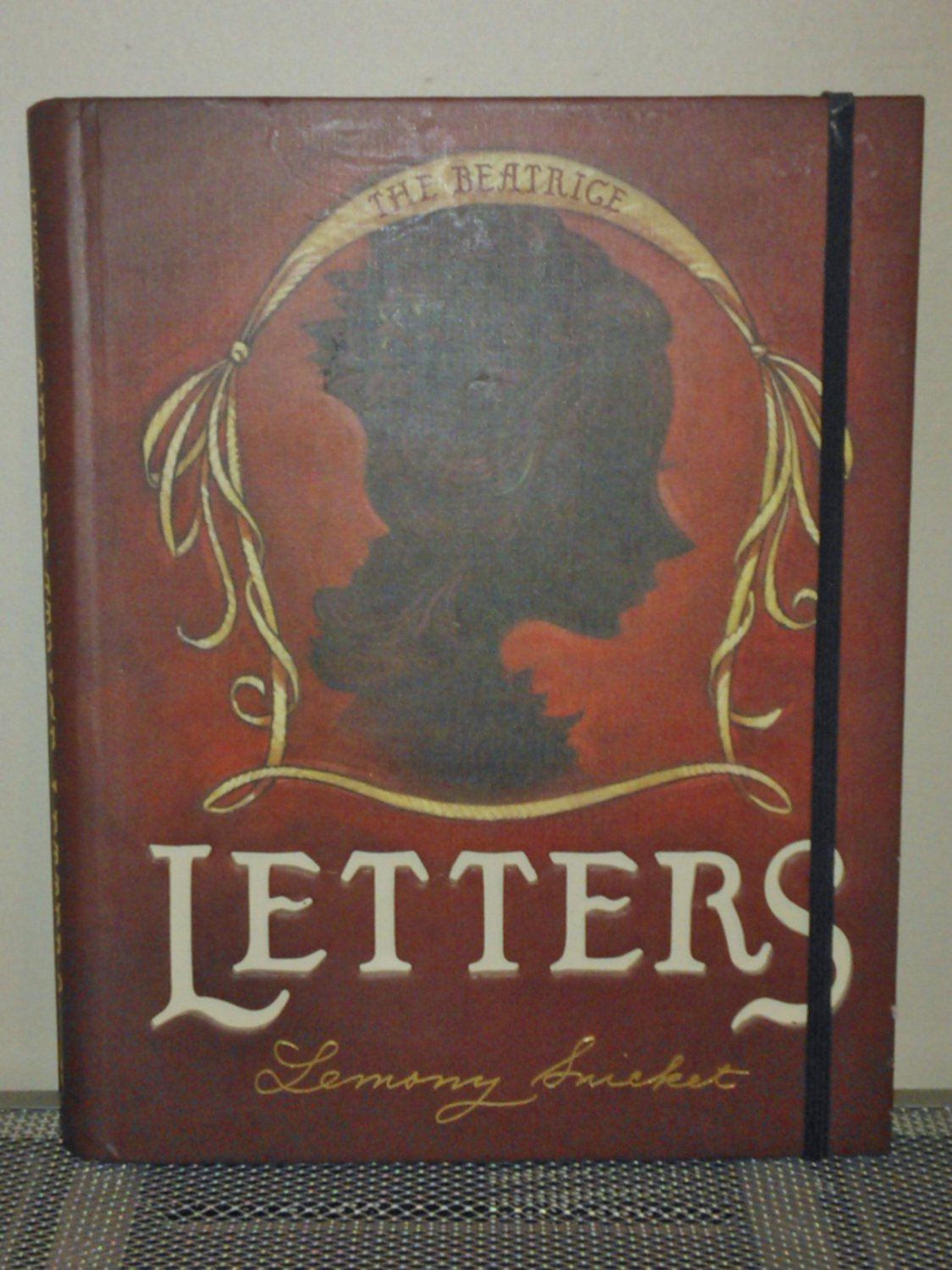 lemony snicket the beatrice letters epub