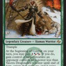 Yasova Dragonclaw #148/185 Magic the Gathering Fate Reforged Rare Green