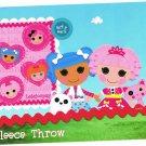 Lalaloopsy Sew Cute Fleece Throw