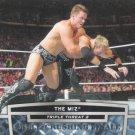 2013 Topps WWE Triple Threat Tier Two #TT4 The Miz