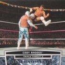 2013 Topps WWE Triple Threat Tier Two #TT13 Cody Rhodes