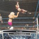 2013 Topps WWE Triple Threat Tier Two #TT17 AJ Lee