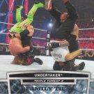 2013 Topps WWE Triple Threat Tier Two #TT28 Undertaker