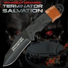 Officially Licensed Limited Edition Terminator Salvation John Connors Knife