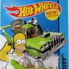 The Homer Hot Wheels HW City Tooned 2015 #58/250
