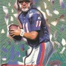 1995 Pacific Triple Folders Big Guns #BG1 Drew Bledsoe
