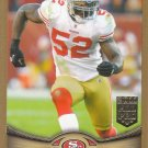 2012 Topps Gold #30 Patrick Willis