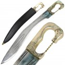 Falcata Steel Delus Pre-Roman Iberian Peninsula Warrior Sword