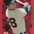 2014 Topps Red Foil #50 Buster Posey
