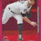 2014 Topps Red Foil #380 Tyler Chatwood