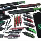 Ultimate Awesome Zombie Hunter Fan Package