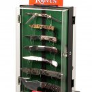 Dragonfly Rotating Sport Knife Display Case
