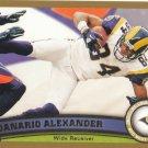 2011 Topps Gold #309 Danario Alexander