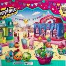 Shopkins 33 Piece Super Shopper Pack Season 3 (4 Exclusive Shopkins)