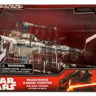Star Wars The Force Awakens Resistance X-Wing Fighter Mini Diecast Vehicle