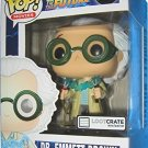 Funko Pop #236 Exclusive Back To The Future Dr. Emmett Brown Figurine