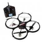 UDI 818A HD+ RC Quadcopter Drone HD Camera, Return Home Function,Headless Mode Black