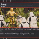 Star Wars Return of the Jedi TCG Common Foil- Decoy #80