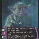 Star Wars Return of the Jedi TCG Rare- Yoda's Spirit #40
