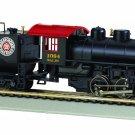 Bachmann USRA 060 Steam Locomotive with Smoke and Vanderbilt Tender Seaboard #1094 (HO Scale)