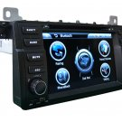 Single Din BMW 3 Series E46 Car DVD Player with GPS for Plus 2G Card Steering Wheel Control