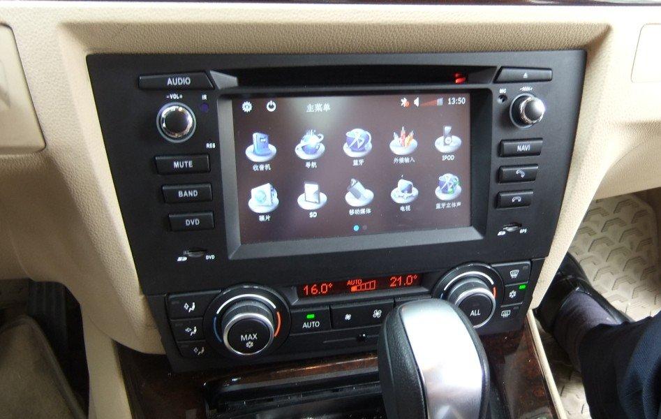 BMW E93 DVD Player 2 Din BMW E93 GPS Navigation System PIP Bluetooth