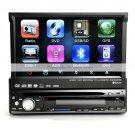 New 7 Inch One Din DVD Player with GPS/Radio/DVD/ATV/Bluetooth Digital Screen