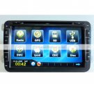 """New 8"""" Volkswagon DVD GPS Navi with 3D PIP ARM11"""