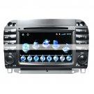 2 Din Benz W220 DVD Player S Class Benz W220 GPS Navigation Radio Bluetooth