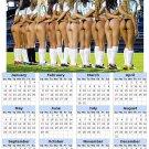 2014 calendar toolbox magnet refrigerator magnet Sexy Girls #10