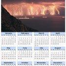 2014 calendar toolbox magnet refrigerator magnet weather #3
