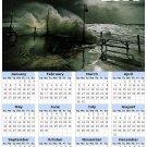 2014 calendar toolbox magnet refrigerator magnet weather #6