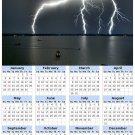 2014 calendar toolbox magnet refrigerator magnet weather #8