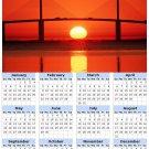 2014 calendar toolbox magnet refrigerator magnet weather #10