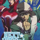 Tiger&Bunny Doujinshi: NEXT★HEROs(Color Anthology)