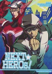 Tiger&Bunny Doujinshi: NEXT�HEROs(Color Anthology)