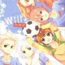 Inazuma Eleven Doujinshi: Will(RikiRiki)