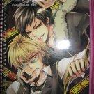 Durarara/Reborn Scrap Notebook