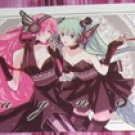 Vocaloid Miku&Luka(Magnet) Bookmark