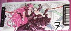 Vocaloid Miku&Luka(Magnet) Bookmark