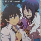 Ao no Exorcist Double Pocket Clearfile