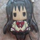 Puella Magi Madoka Magica Rubber Strap: Homura(uniform)
