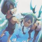 Inazuma Eleven Doujinshi: Saevier yeorK(Selpentina)