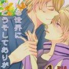 Tiger&Bunny Doujinshi: Kimi ga Iru Sekai ni...(campanella)