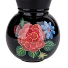 Black Cuena Vase