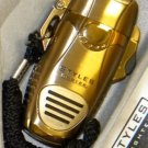 STYLES  Triple Flame JET Cigar Torch Lighter GOLD