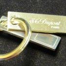 Dolan Bullock STERLING Silver  Key Ring