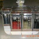 COLIBRI TWIN  Transperant  RED   Satin Torch Lighter